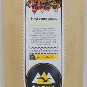 Ovocný čaj ŽLTÁ ORCHIDEA