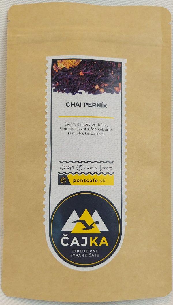 Čierny čaj CHAI PERNÍK